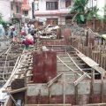 Heated Swimming pool design at Kathmandu Nepal