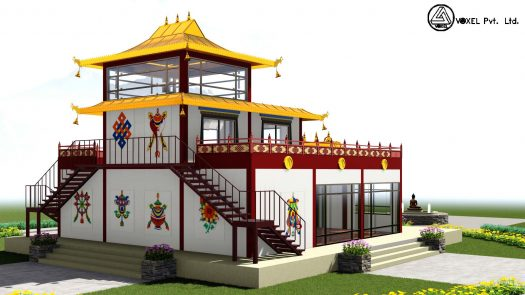 Religious Building Design and Construction - Steel Structure